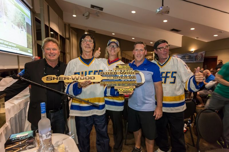 Celebrity Guests - The Hanson Brothers